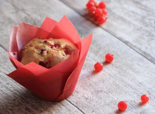 Muffins & douceur groseille 2