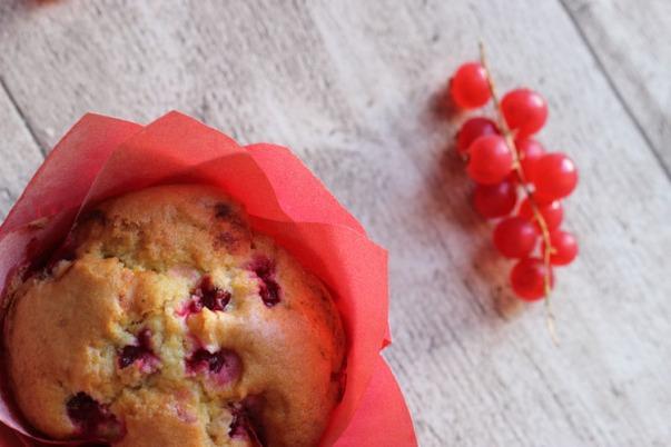 Muffins & douceur groseille