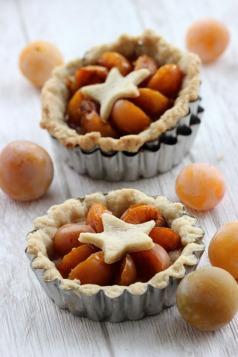 tartelette mirabelle caramel balsamique 1