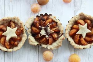 tartelette mirabelle caramel balsamique 3