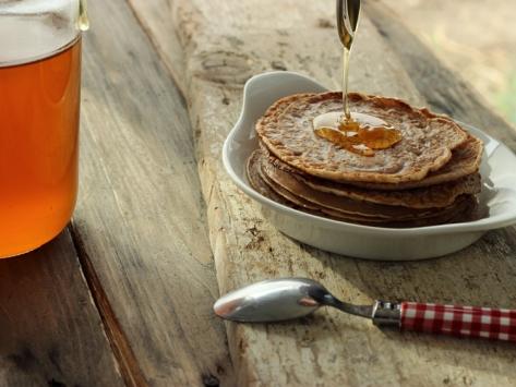 crêpe farine de châtaigne 2