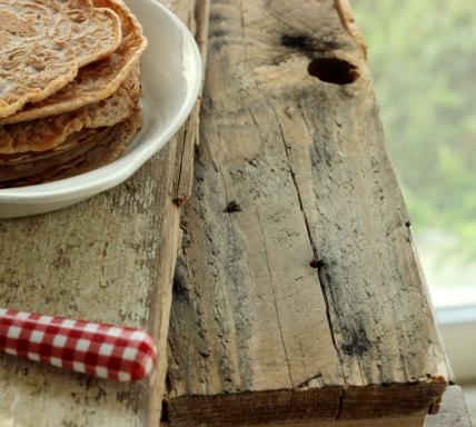 crêpe farine de châtaigne