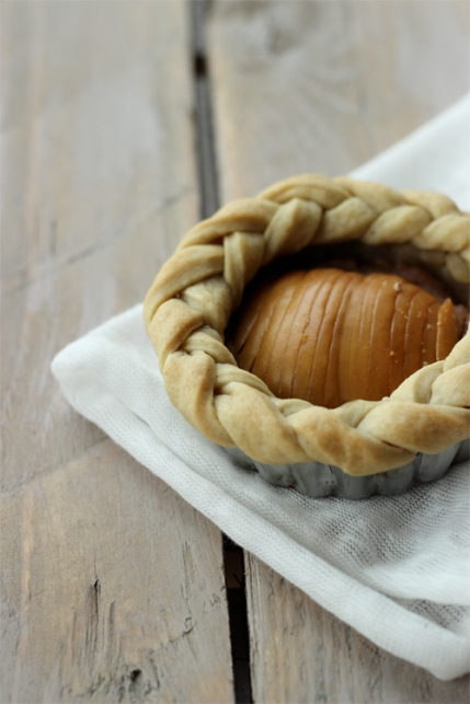 Tartelette cocooning pommes & châtaigne (3)