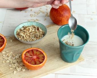 Petit déjeuner granola coco 3