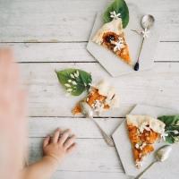 Tarte à l'abricot pour les vacances d'été