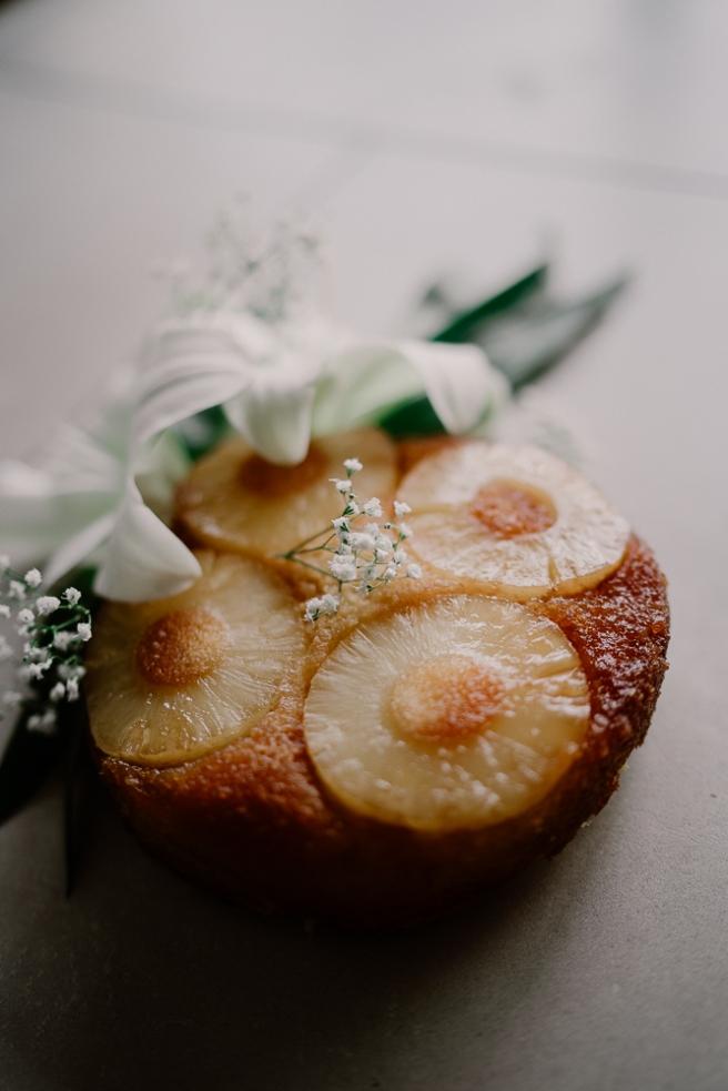 CAKE RENVERSE A L'ANANAS 11