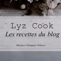 Mon livre de recettes