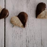 Sablés à la noisette & chocolat